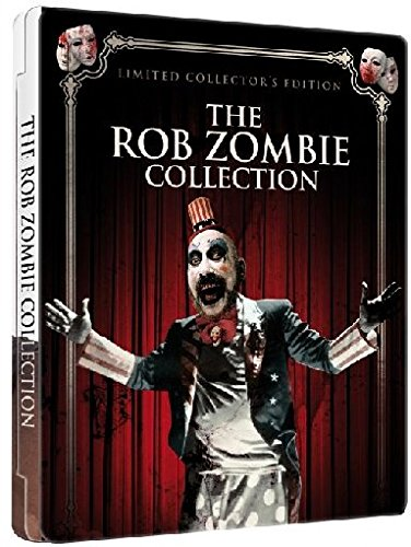 Bild von The Rob Zombie Collection (Limited Futurepak Edition, 4 Disc-Set) [Blu-ray] [Limited Collector's Edition]