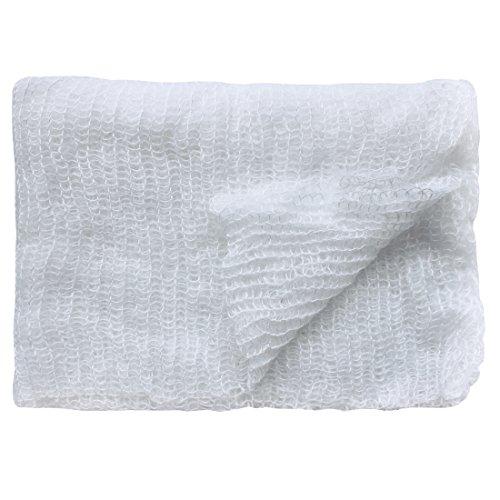 iEFiEL Nouveau-né bébé Unisex Accessoire tricoté Enveloppe + Bandeaux cheveux Photographie Props (8) Blanc 1