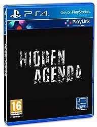 SONY PS4 HIDDEN AGENDA 9934967 PS4 HIDDEN AGENDA