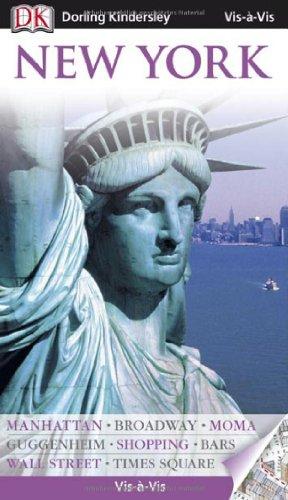 Image of Vis a Vis Reiseführer New York mit Extra-Karte