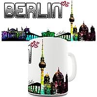 Twisted Envy Love Berlino divertente tazza in