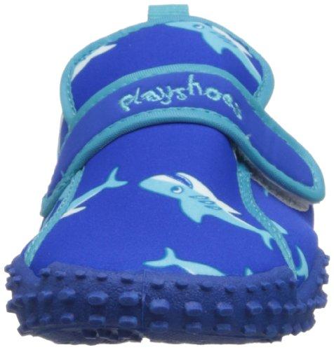Playshoes 174773, Chaussures basses mixte enfant Bleu (Original 900)