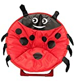 JYSPT Kids Klappsessel Cartoon Tier Mond Stuhl für Home Outdoor