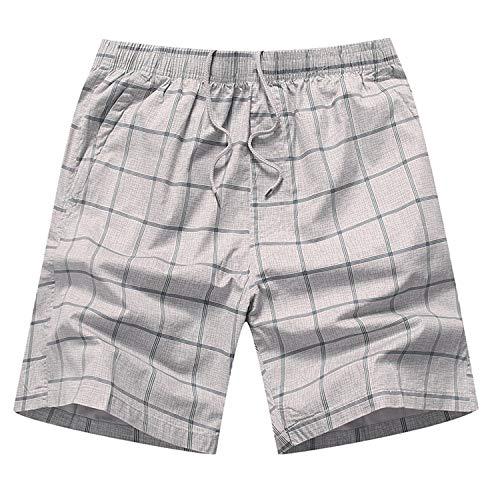 YACHAO Mens Gym Shorts Sommersport Shorts Reißverschlusstaschen,Quick Dry Beach Surfing Herren 4 XL - Gap Kids Classic Shorts