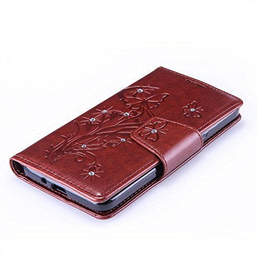 Sunnycase® Etui Housse Élégant Samsung Galaxy Grand Prime SM-G530 / SM-G530FZ Coque Étui Livre Style Portefeuille Wallet Case Couvrir Swag Mince Synthetique Cuir Cas Shell Téléphone Protection Protect Pattern 12