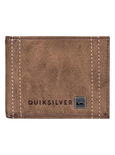 Quiksilver Stitchy - Wallet - Portemonnaie - Männer - M - Braun (Quiksilver Skate)