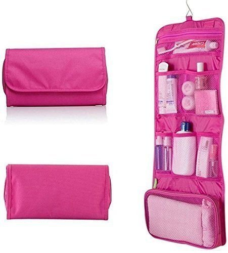 OZOY Makeup Handbag Organizer Insert Handbag Multi Functional Women Cosmetic Travel Bags, Multi …