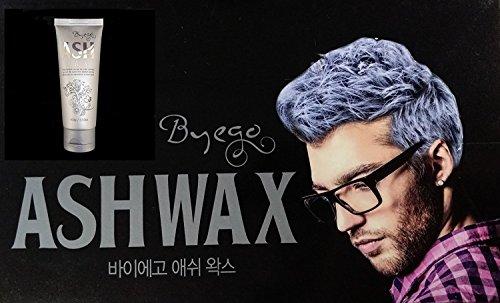 Byego Silver Cenere capelli 100g - Temporaneo Argento Grigio Colore Capelli  per Uomini Donna - Facile b1de1b9cf673