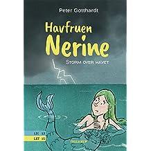 Havfruen Nerine #4: Storm over havet (Danish Edition)