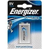 Energizer Batterie E-Block Lithium (9Volt / 1er-Packung)