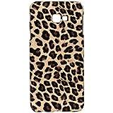 hCase Samsung Galaxy J4 Plus (2018) Hülle - Leopard, Wildkatze, Tiermuster - Hard Case Handyhülle