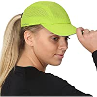 TrailHeads Race Day Performance Running Cap | The Lightweight, Quick Dry, Sport Cap for Women - 5 Colours