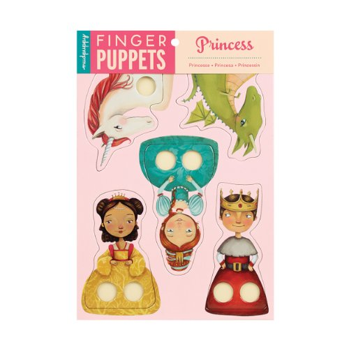 princess-finger-puppets