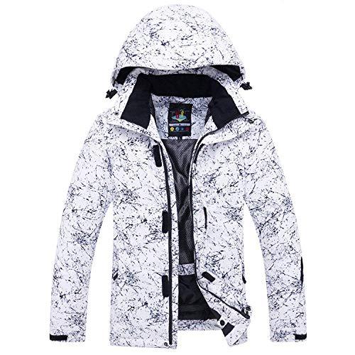 SSXZ Kinderanzüge wasserdicht Winddicht warm-30 Grad Jungen Mädchen Snowboard Jacke Ski Hosen Sets S Jacke color3