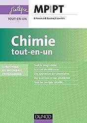 Chimie tout-en-un MP-PT - nouveau programme 2014