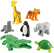 Abrick Zoo animals, 7st