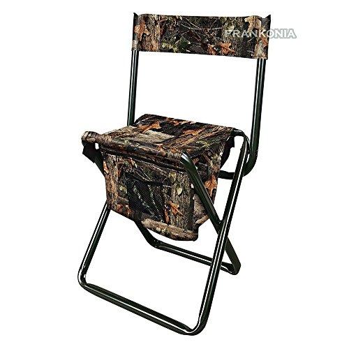 ansitz Chaise et chaise Pêche avec sac Camo