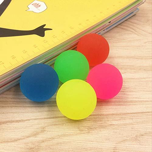 TOYANDONA 20 stücke Bouncy Balls hohe springenden bälle gummibälle für Kinder Kinder bälle Spielzeug (zufällige Muster)