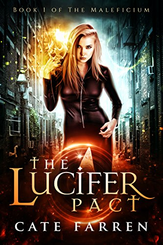The Lucifer Pact (The Maleficium Book 1)