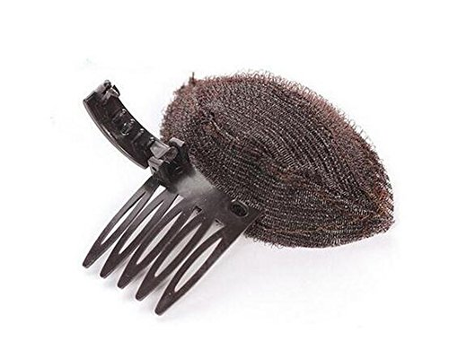 Charming Haar-Styler/Haarformer/Bump Schaumstoff Haar Clip Stick Kamm Einsatz Tool Magic Hair Styler Base Kamm Haar Zubehör