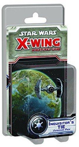 """(Fantasy Flight Games Star Wars:""""X-Wing Miniature""""-Erweiterungsset, Tie-Fighter des Inquisitors)"""