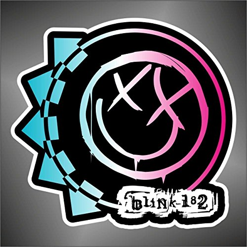 Blink 182 hip hop rap jazz hard rock pop funk sticker (Hip-hop-hintergrund)