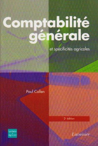 Comptabilit gnrale et spcificits agricoles