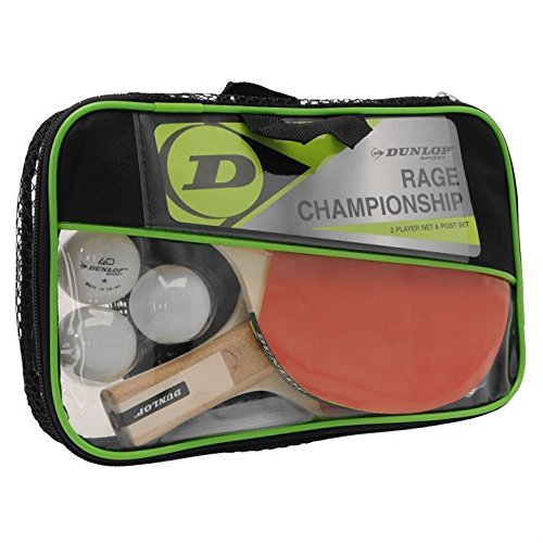 dunlop-unisex-championship-2-player-table-tennis-set-bat-ball-2-player-post-net