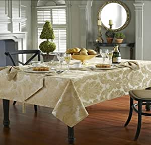 Waterford Linens Whitmore Nappe Blanc 70 x 84 cm-Rectangulaire-Rectangulaire