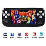 Handheld Game Console, Classic Game Case, Pocket Game Console 3000 Games - Support