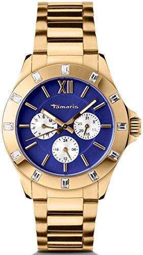 Tamaris Damen-Armbanduhr Analog Quarz B06101241