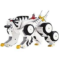 Bandai 31760 Power Rangers Samurai - Vehículo zord tigre