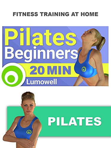 Pilates Workout for Beginners to get a Slim and Toned Body - 20 Minutes [OV]