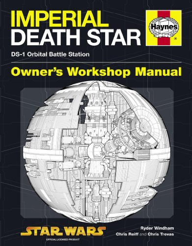 Imperial Death Star Owners' Workshop Manual: Ds-1 Orbital Battle Station