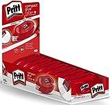 Pritt 2111694–Roller colle permanent, lot de 8, 10m