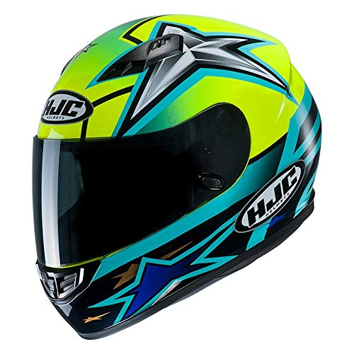 Helmet HJC CS-15 TONI ELIAS 24 BLUE/YELLOW M