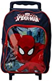 Spiderman AR636 - mochila carro capacidad 34 x 13 x 30 cm mochila infantil 44 cm, multicolor