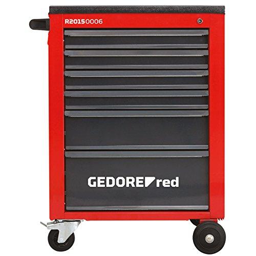 GEDORE red Werkstattwagen MECHANIC mit 6 Schubladen