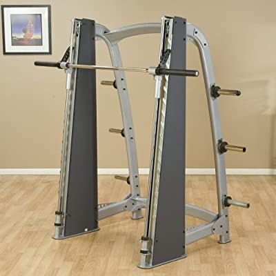 Pro Clubline Body Solid Line Counterbalanced Smith Machine