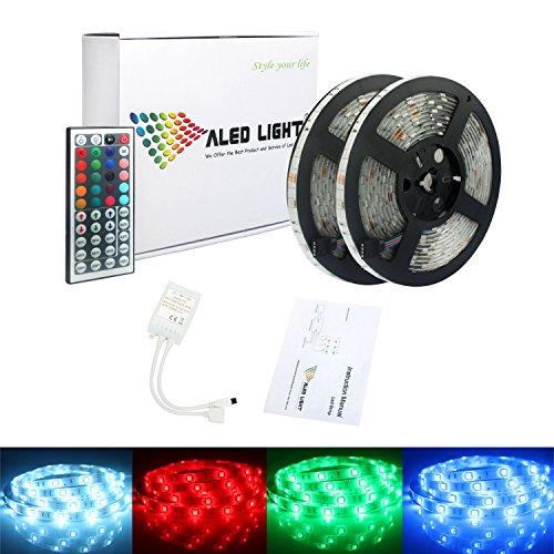 aled-lightr-striscia-led-10m-2-x-5m-impermeabile-ip65-led-strip-bar-di-rgb-5m-5050-150-smd-led-30-le