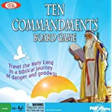 POOF-Slinky - Ideal Ten Commandments Bible Trivia Board Game, 0C263 by Ideal