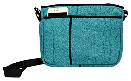 NuPouch Schutzhülle für iPad, Samsung, Fire, PC-Tablets, Türkis