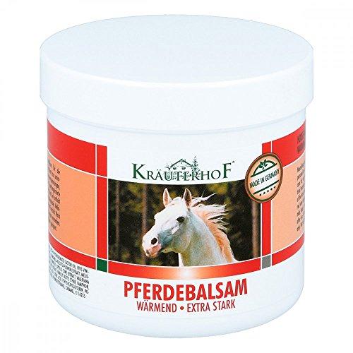 PFERDEBALSAM wärmend Kräuterhof 250 ml Balsam