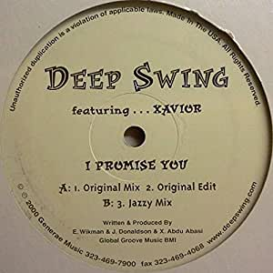 Deep Swing - I Promise You - Generate Music