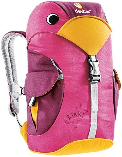 deuter-zaino-kikki-rosa-magenta-blackberry-35-x-20-x-16-cm-6-litri