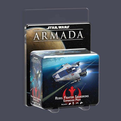 Preisvergleich Produktbild Heidelberger Spieleverlag HEI1207 - Star Wars Armada: Sternenjägerstaffeln der Rebellenallianz, Erweiterungspack (deutsch)