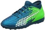 Puma Unisex Kids' Future 18.4 Tt Jr Footbal Shoes