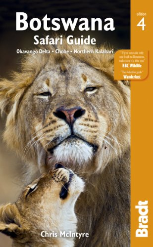 Botswana: Okavango Delta, Chobe, Northern Kalahari (Bradt Travel Guides) por Chris McIntyre