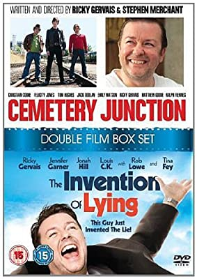 Double: Cemetary Junction / The Invention Of Lying [DVD] by Christian Cooke
