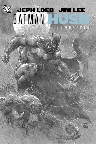 Batman Hush Unwrapped Deluxe Ed HC